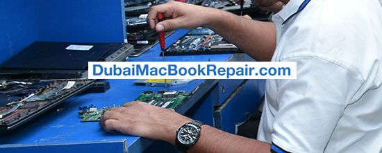 MacBook Fan repair in Dubai